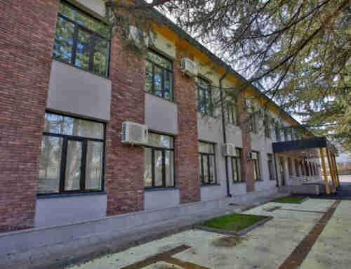"""ქუთაისში კოლეჯის """"იბერია"""" სრულად რეაბილიტირებული შენობა გაიხსნა"""